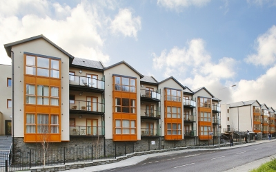 Manley Timber Frame Ergate Apartments