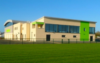 Portfolio item St. Patricks GAA Club